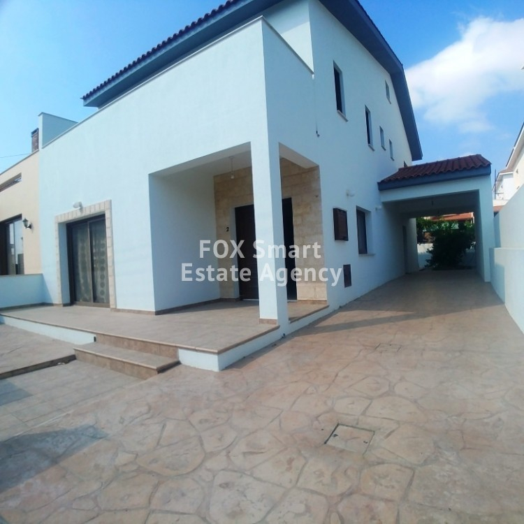 4 Bedroom Semi-Detached House For Sale in Kamares area