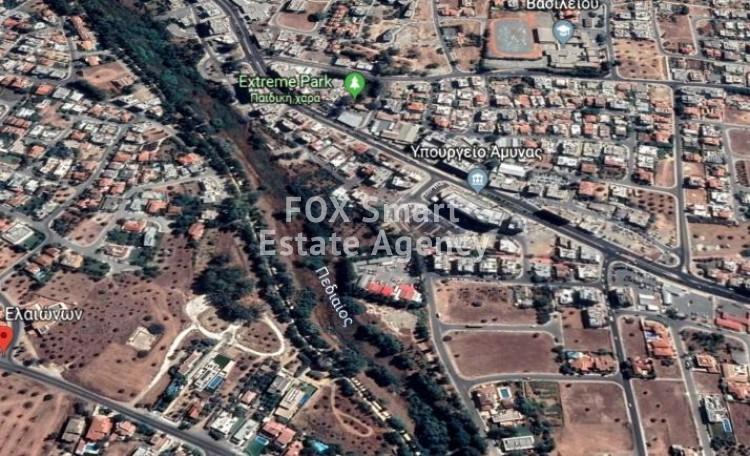 For Sale Under Separation 710sq.m Plot at Eleonon area, Strovolos, Nicosia