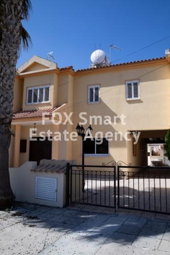 For Sale 3 Bedroom Semi-detached House in Krasas area, Larnaca