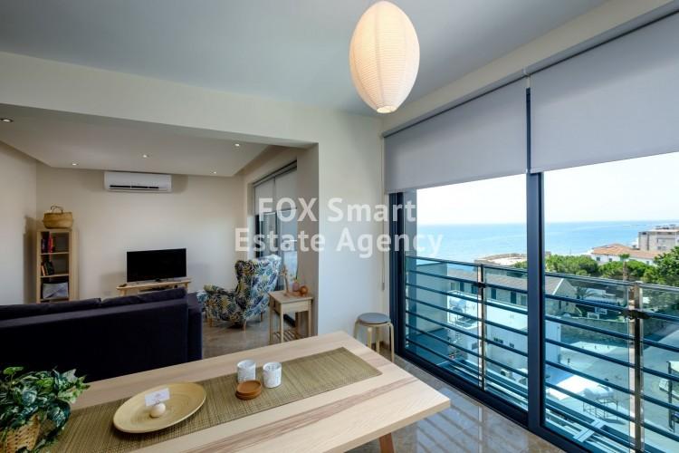 For Sale 2 Bedroom Duplex Apartment in Phinikoudes area, Larnaca