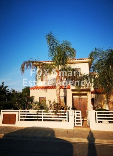 For Sale 3 Bedroom  House in Livadia larnakas, Larnaca