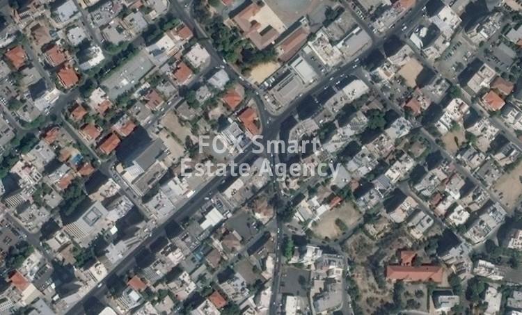 Commercial Plot 736sq.m in Agios Antonios, Nicosia