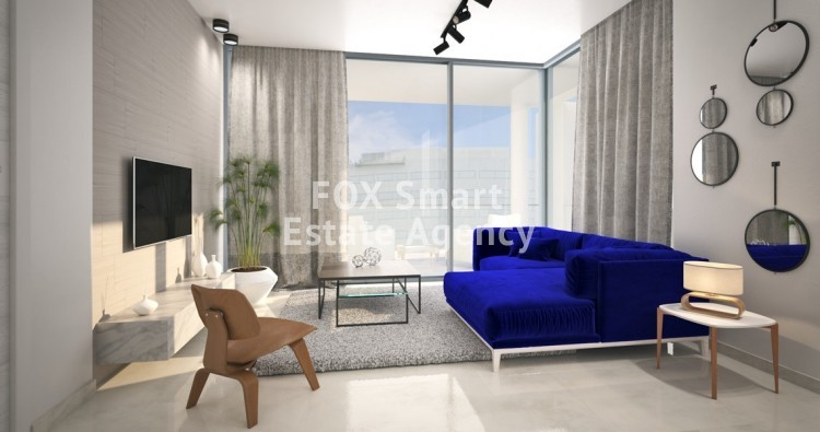 Under Construction 2 Bedroom Apartment in Akropolis, Nicosia