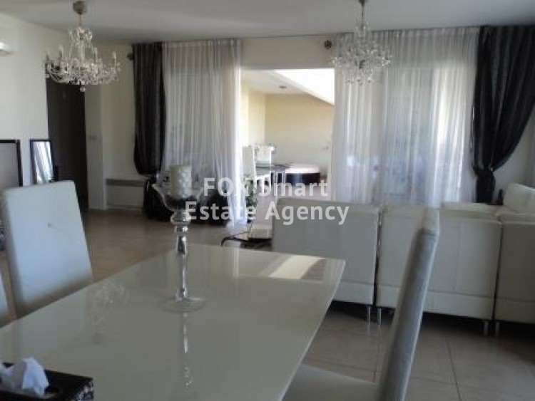 To Rent 3 Bedroom  Apartment in Potamos germasogeias, Limassol