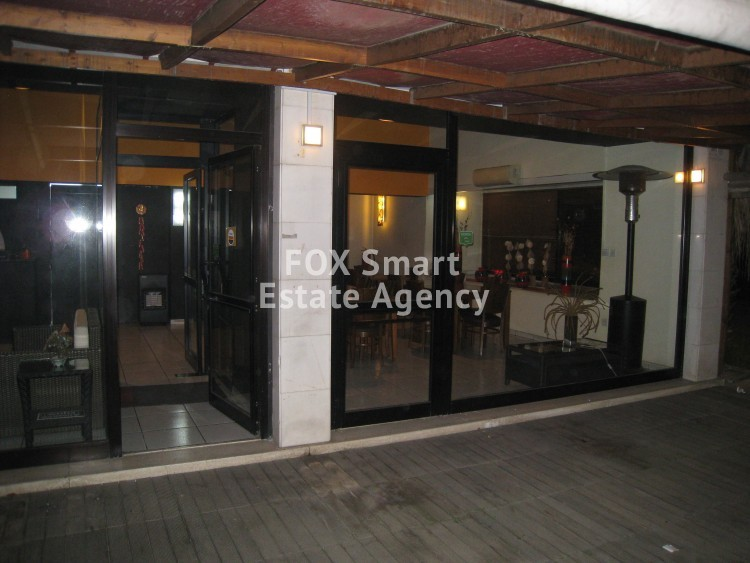 For Sale Business / Goodwill - Asian Oriental Restaurant in Strovolos, Nicosia