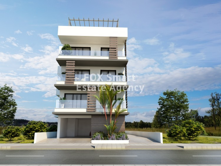 For Sale 2 Bedroom  Apartment in Faneromeni , Larnaca