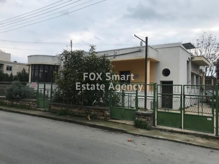 For Sale 3 Bedroom  House in Katholiki, Limassol
