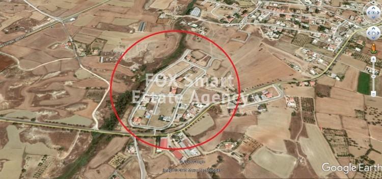 For Sale Corner Plot 613 sq.m. in Anageia, Nicosia