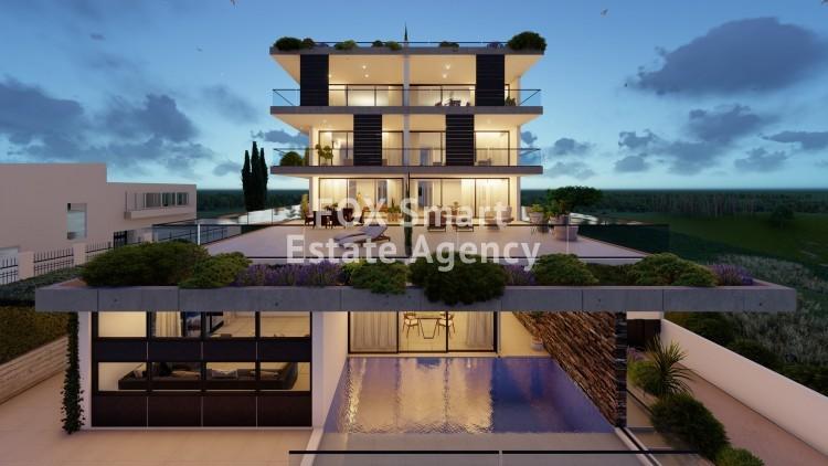 New Luxury 4 Bedroom Apartment in Engomi, Nicosia