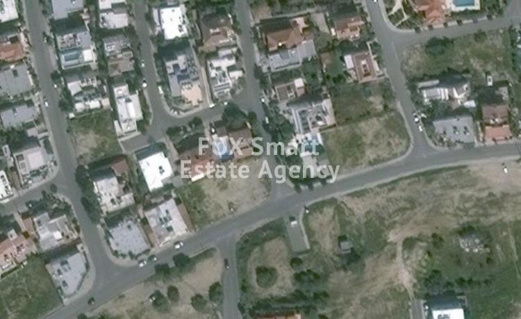 Corner Residential Plot 530sq.m in Makedonitissa, Egkomi, Nicosia