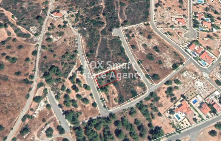 Plot in Souni , Souni-zanakia, Limassol
