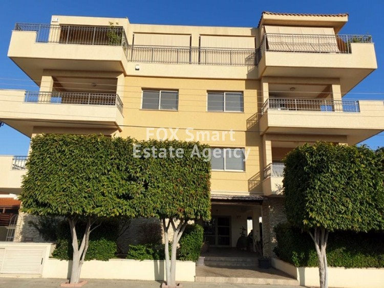 Residential Building in Zakaki, Limassol