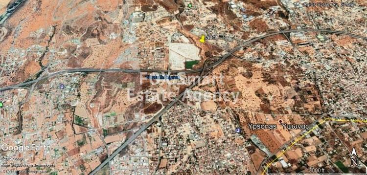 Land in Ypsonas, Limassol