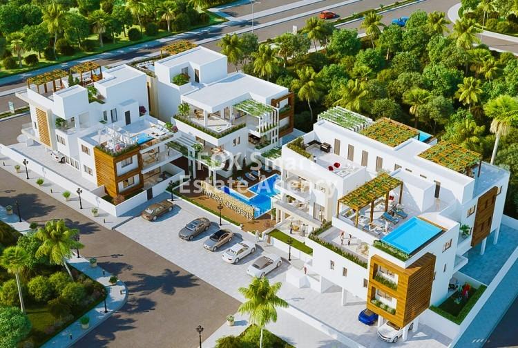 For Sale 2 Bedroom  Apartment in Agioi anargyroi i, Larnaca