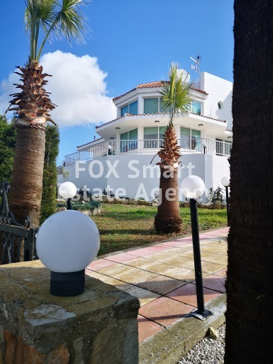 For Sale 4 Bedroom Detached House in Amargeti, Paphos