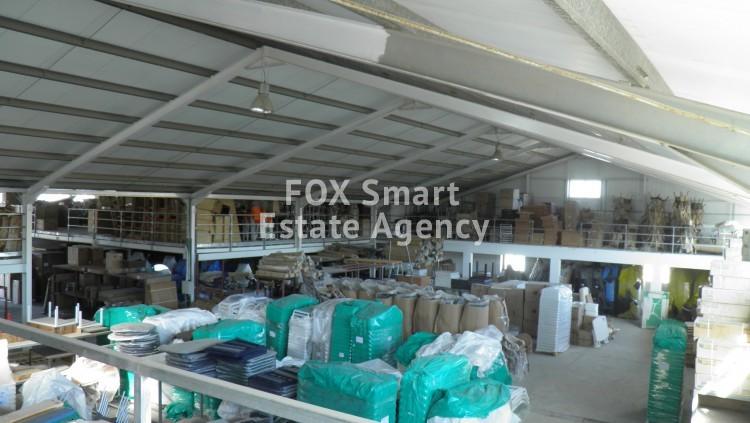 For Sale Industrial Warehouse  in Latsia, Nicosia