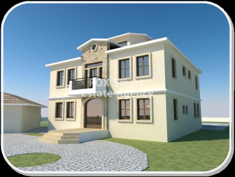For Sale 5 Bedroom Detached House in Frenaros, Famagusta