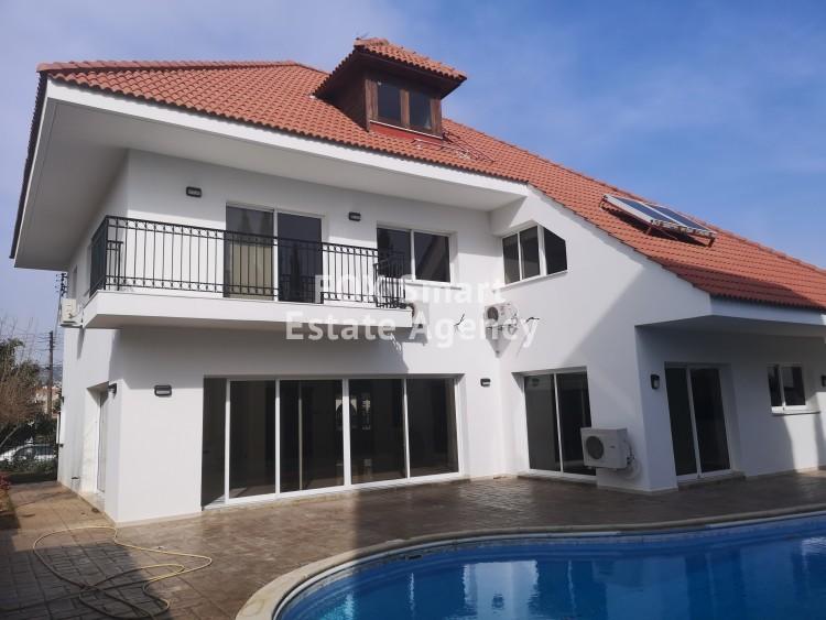 For Sale 6 Bedroom Detached House in Potamos germasogeias, Limassol