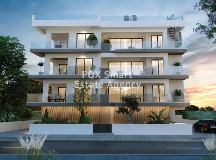 Under Construction Luxury Modern 3 Bedroom Apartments in Aglantzia, Nicosia