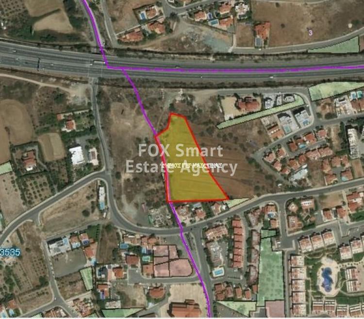 Residential Land in Potamos germasogeias, Limassol