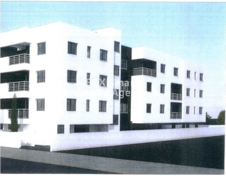 For Sale a 3-Storey Residential Building in Agios Dometios, close to the University of Nicosia