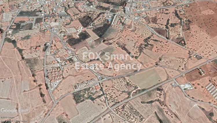 Residential Land of 2300m² for Sale in Mazotos