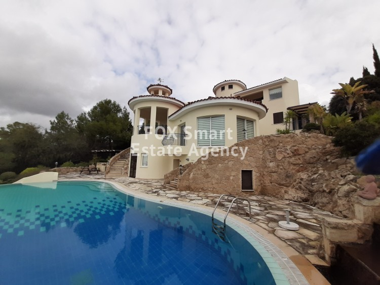 For Sale 5 Bedroom Detached House in Tala, Paphos