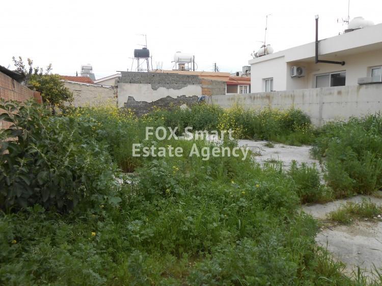 Residential Plot in Apostolos loukas, Aradippou, Larnaca