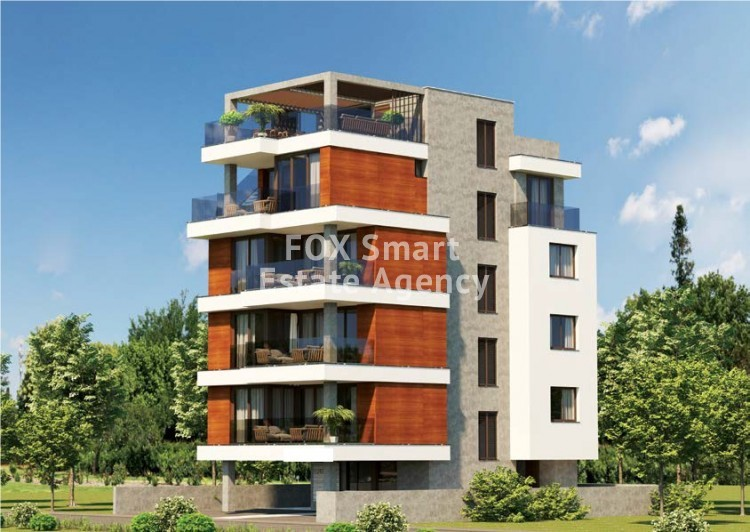For Sale 3 Bedroom Whole floor Apartment in Neapoli, Limassol
