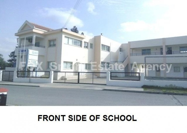 Ready 830sq.m. school premisses in 1,410 sq.m. of land for sale