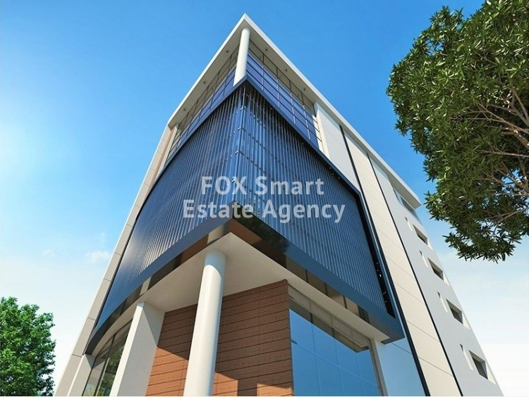New Modern Offices in Strovolos, Nicosia