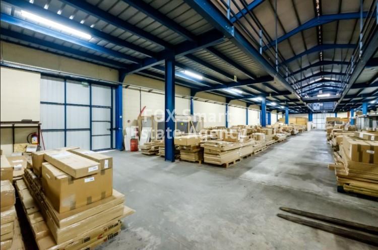 Industrial Warehouse / Factory in Vlachos, Aradippou, Larnaca