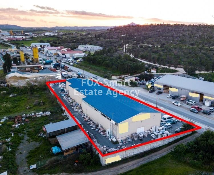 Industrial Warehouse / Factory in Aradippou, Larnaca