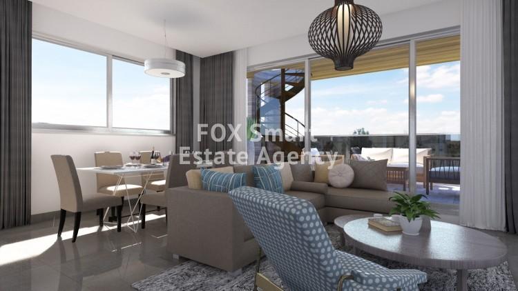 Under Construction 2 Bedroom Top Floor Apartment with roof garden in Strovolos, Nicosia