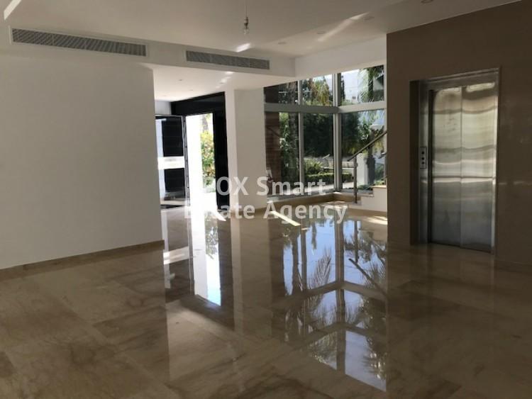 To Rent 5 Bedroom Detached House in Potamos germasogeias, Limassol