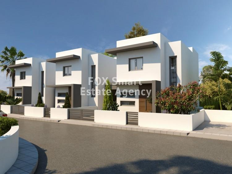 For Sale 2 Bedroom Detached Houses in Frenaros, Famagusta