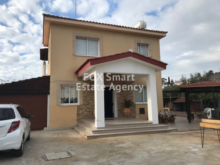 For Sale 3 Bedroom Detached House in Kato pafos , Paphos
