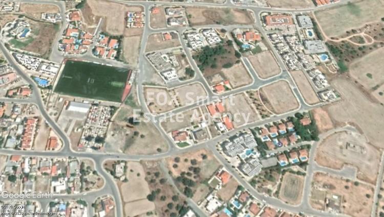Plot of 520m² for Sale in Oroklini, Larnaca