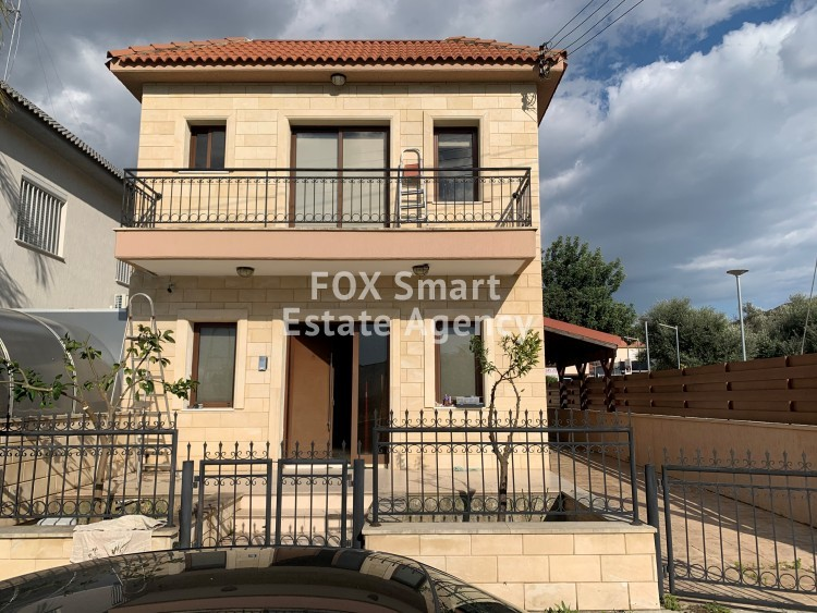 To Rent 3 Bedroom Detached House in Palodeia, Limassol