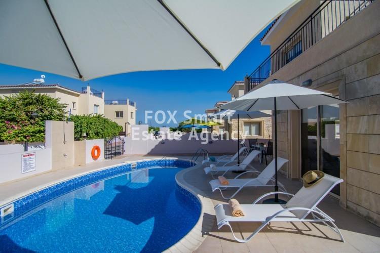 For Sale 3 Bedroom Detached House in Latchi, Polis Chrysochou, Paphos