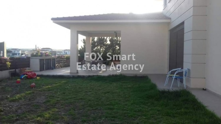 For Sale 3 Bedroom  House in Vergina, Larnaca