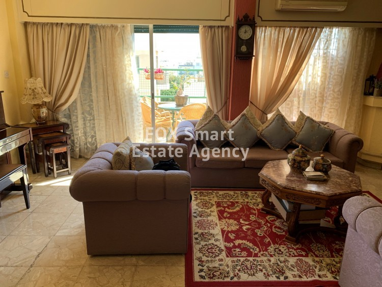 For Sale 3 Bedroom Penthouse Apartment in Neapoli, Limassol