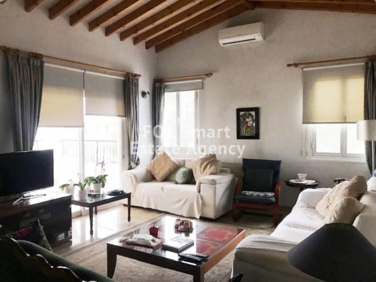 Upper Floor Maisonette 3+1 Bedroom in Strovolos, Nicosia