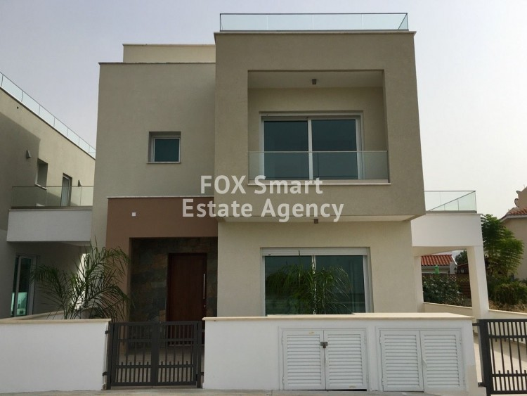 For Sale 3 Bedroom Detached House in Konia, Paphos