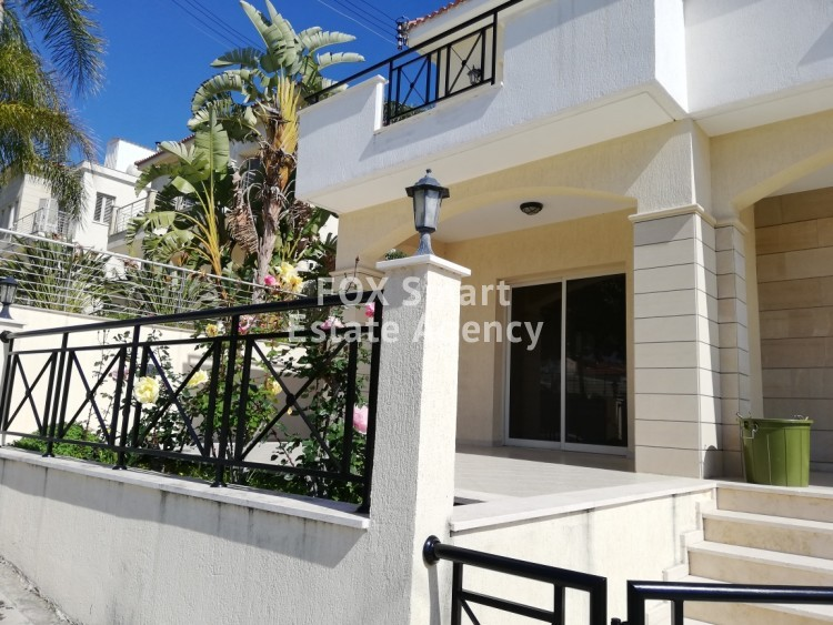 To Rent 4 Bedroom Detached House in Agios athanasios, Limassol