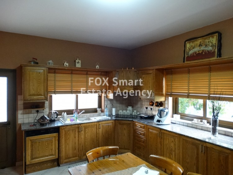 For Sale 3 Bedroom Bungalow (Single Level) House in Livadia larnakas, Larnaca