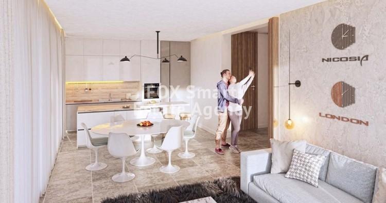 Under Construction Luxury 2 Bedroom Apartments in Akropolis, Nicosia