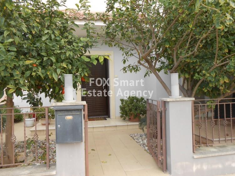 For Sale 4 Bedroom Detached House in Oroklini, Voroklini (oroklini), Larnaca