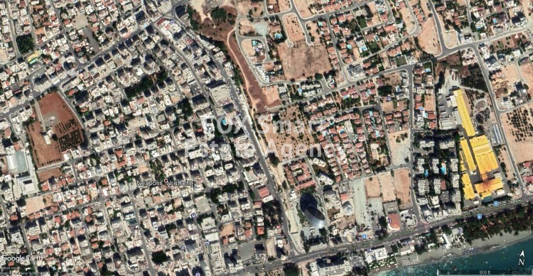Residential Plot in Agios athanasios - tourist area, Limassol