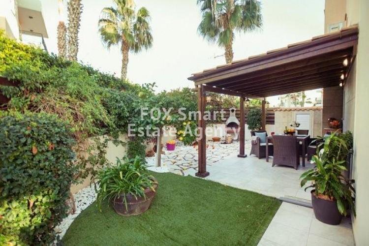 For Sale 1 Bedroom Ground floor Apartment in Pyrgos - tourist area, Limassol